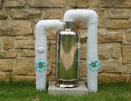 セントラル浄水器 戸建への設置事例