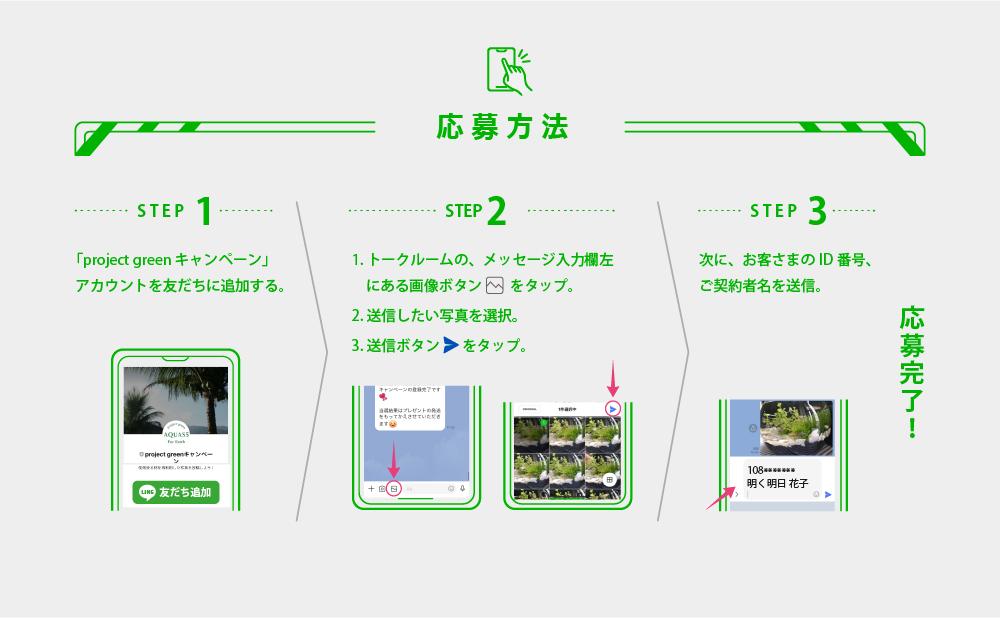uruoiキャンペーン 応募